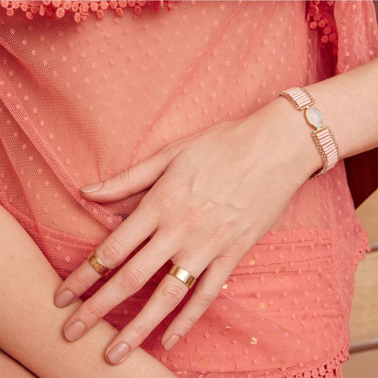 bracelet-pas-cher-hipanema-youpi-rose