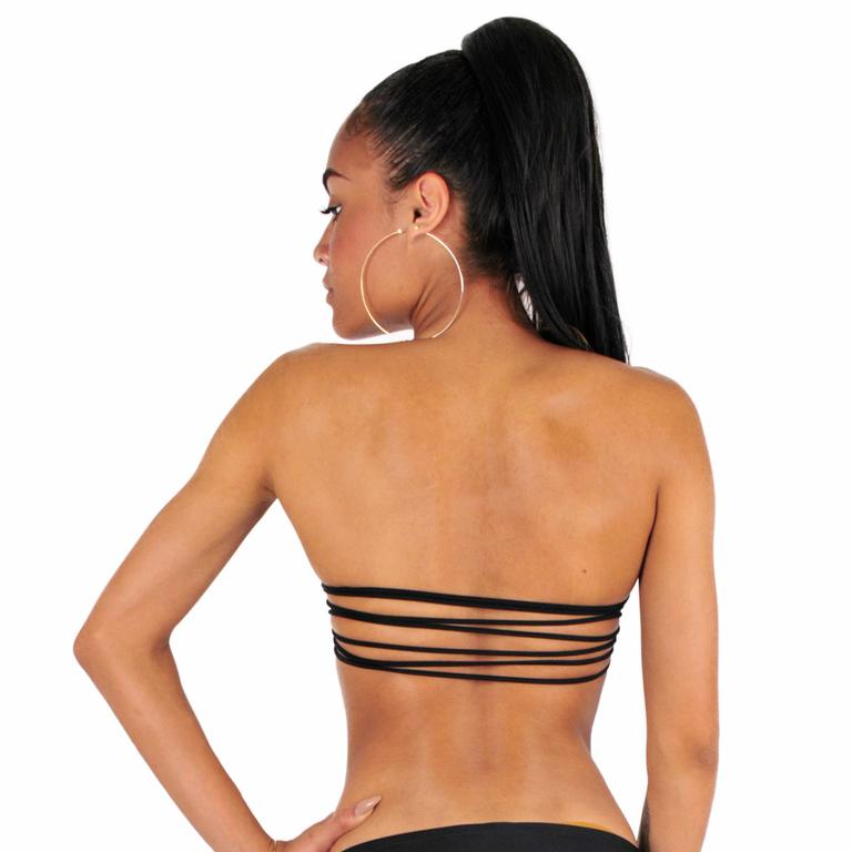 Mon-Teenie-Bikini-Noir-bandeau-multi-liens-dos-monpetitbikini-MTEB-02