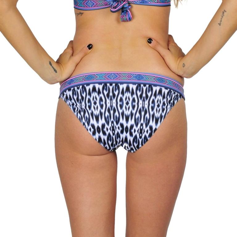 Bas-de-maillot-de-bain-imprimé-bleu-Santorin-dos-morgan-166088-500