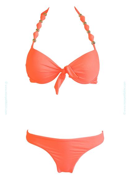 maillot de bain tanga corail maillots de bain sexy pas cher. Black Bedroom Furniture Sets. Home Design Ideas