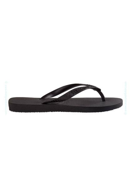 tong-noir-havaianas-slim-classique-unisex-collection-2014