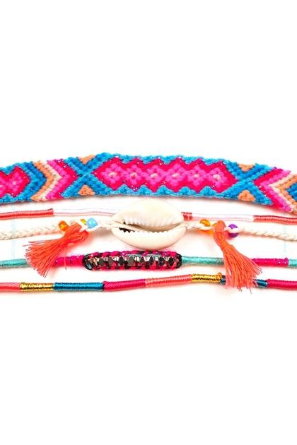 maillot-de-bain-hipanema-plumteez-culotte-imprimé-bleu-bracelet-bresilien-collection-été-2014-detail