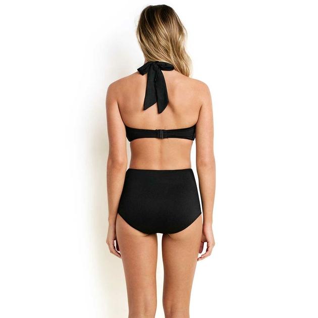 maillot de bain grande taille 2 pi ces maillot de bain taille haute. Black Bedroom Furniture Sets. Home Design Ideas