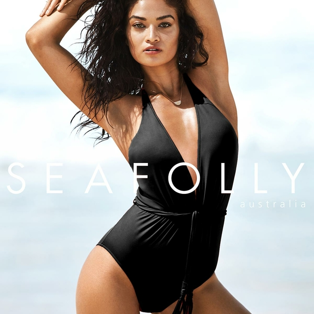 maillot de bain une pi ce sexy collection seafolly t 2017. Black Bedroom Furniture Sets. Home Design Ideas