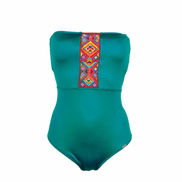 maillot-de-bain-banana-moon-une-pièce-bustier-vert-ninabell-faye