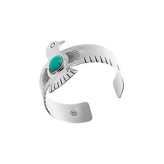 bracelet-indien-argenté-hipanema-2017-manchette-royal