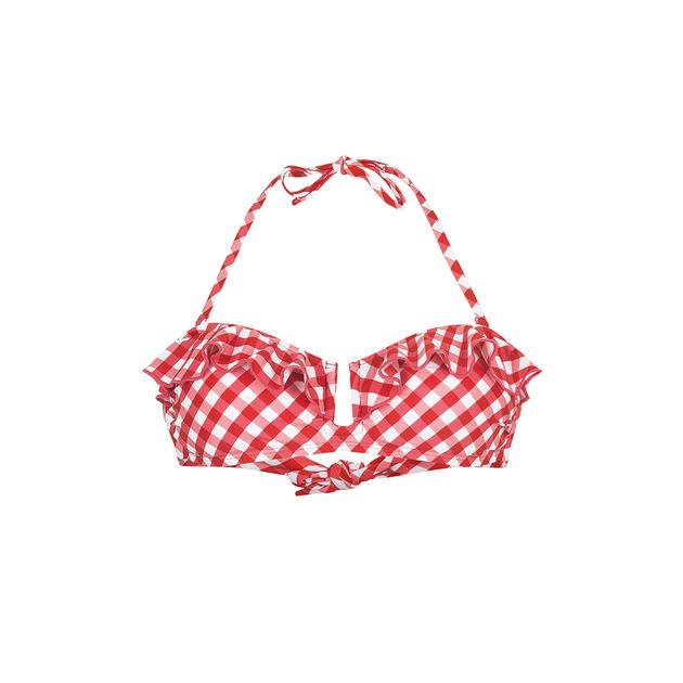 maillot-de-bain-bandeau-BB-vichy-rouge-amenapih-2017