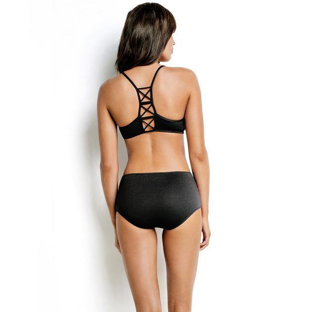 maillot-de-bain-2-pièces-noir-taille-haute-sexy-seafolly-30738-40406-dos