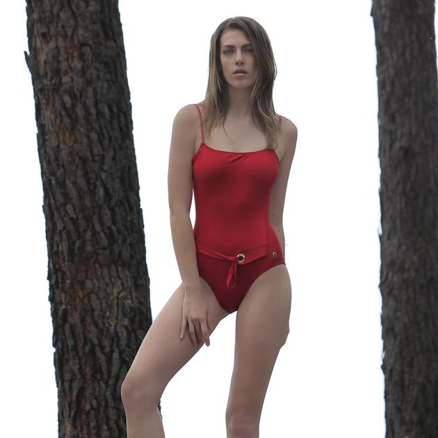 maillot-de-bain-morgan-une-pièce-abha-rouge-176100