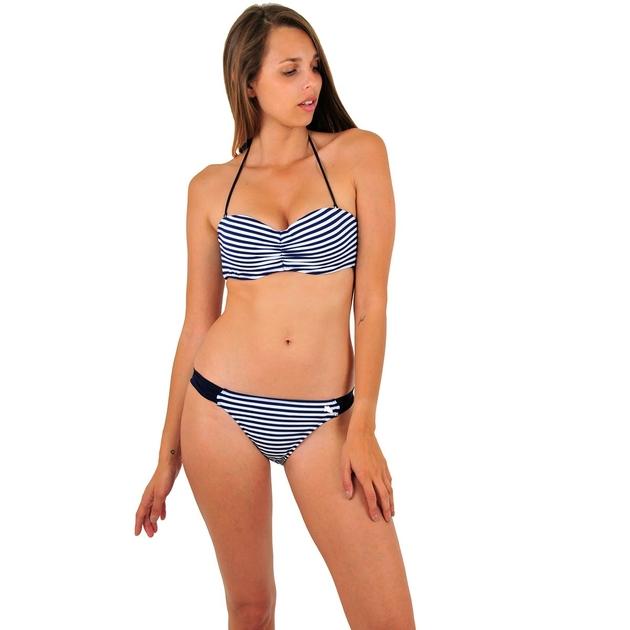 maillot-de-bain-bandeau-armatures-rayé-bleu-LA2RSPON