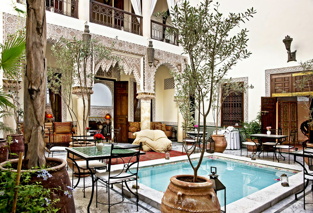riad-marrakech-medina-Destination-vacances-printemps