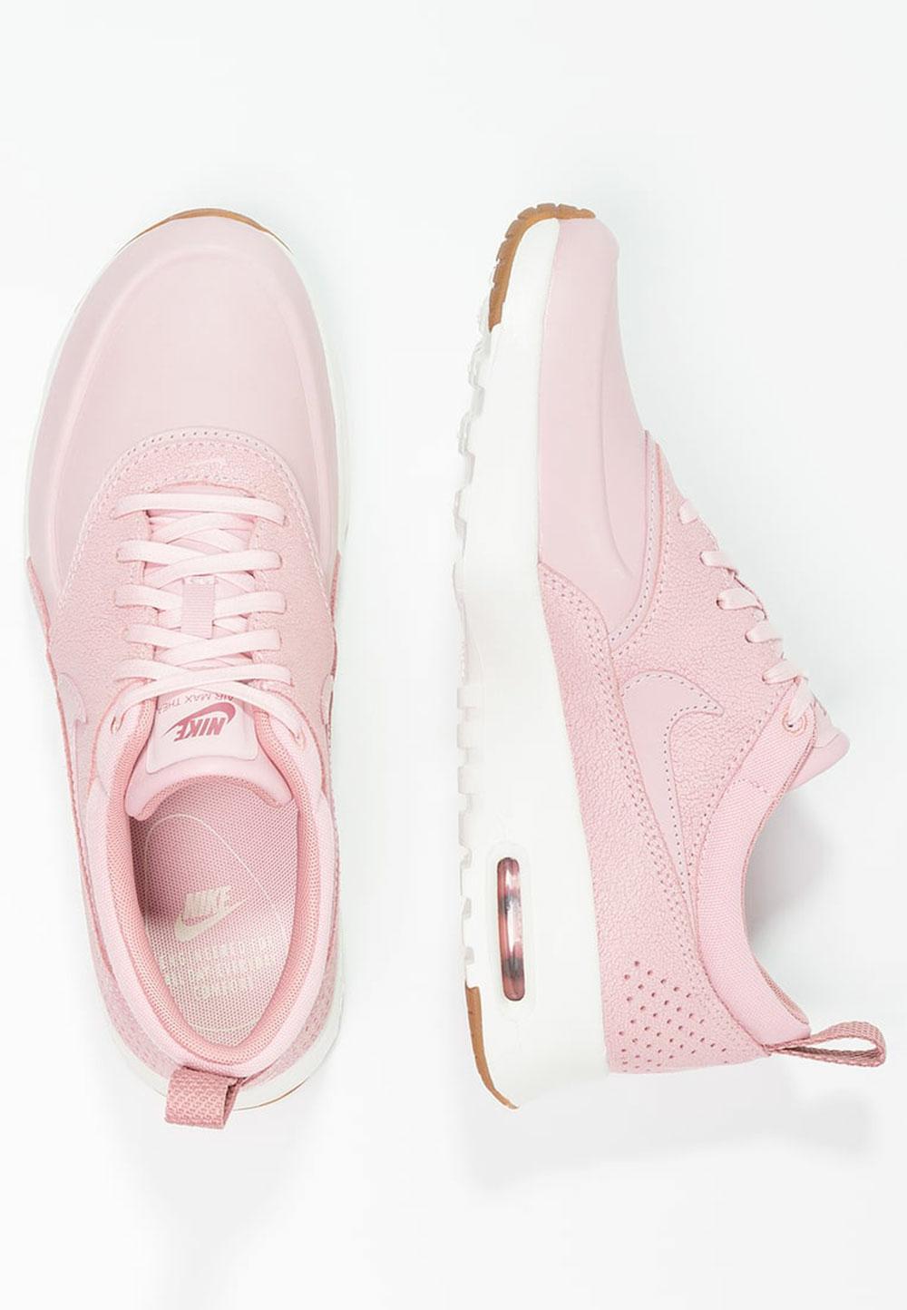 Basket-rose-Nike-Zalando