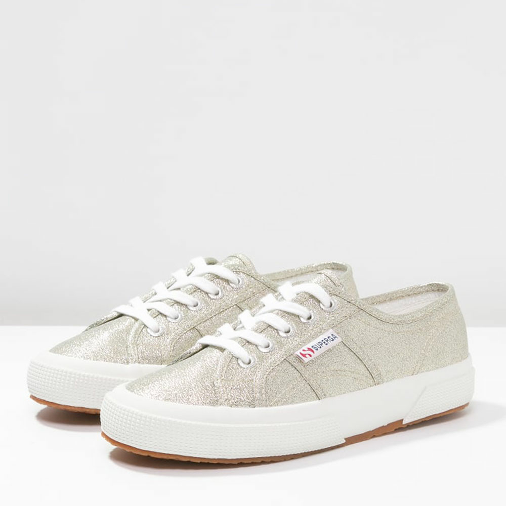 Superga-Gold-Sneakers