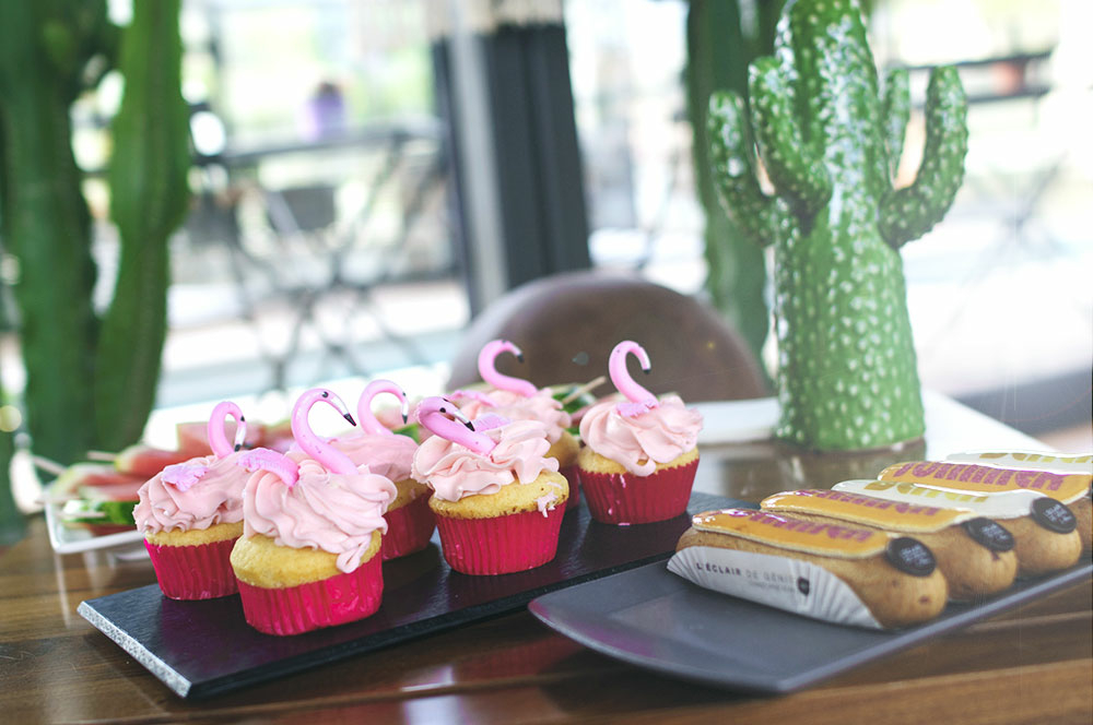 Cupcakes-Flamant-Rose-Eclair-de-Génie