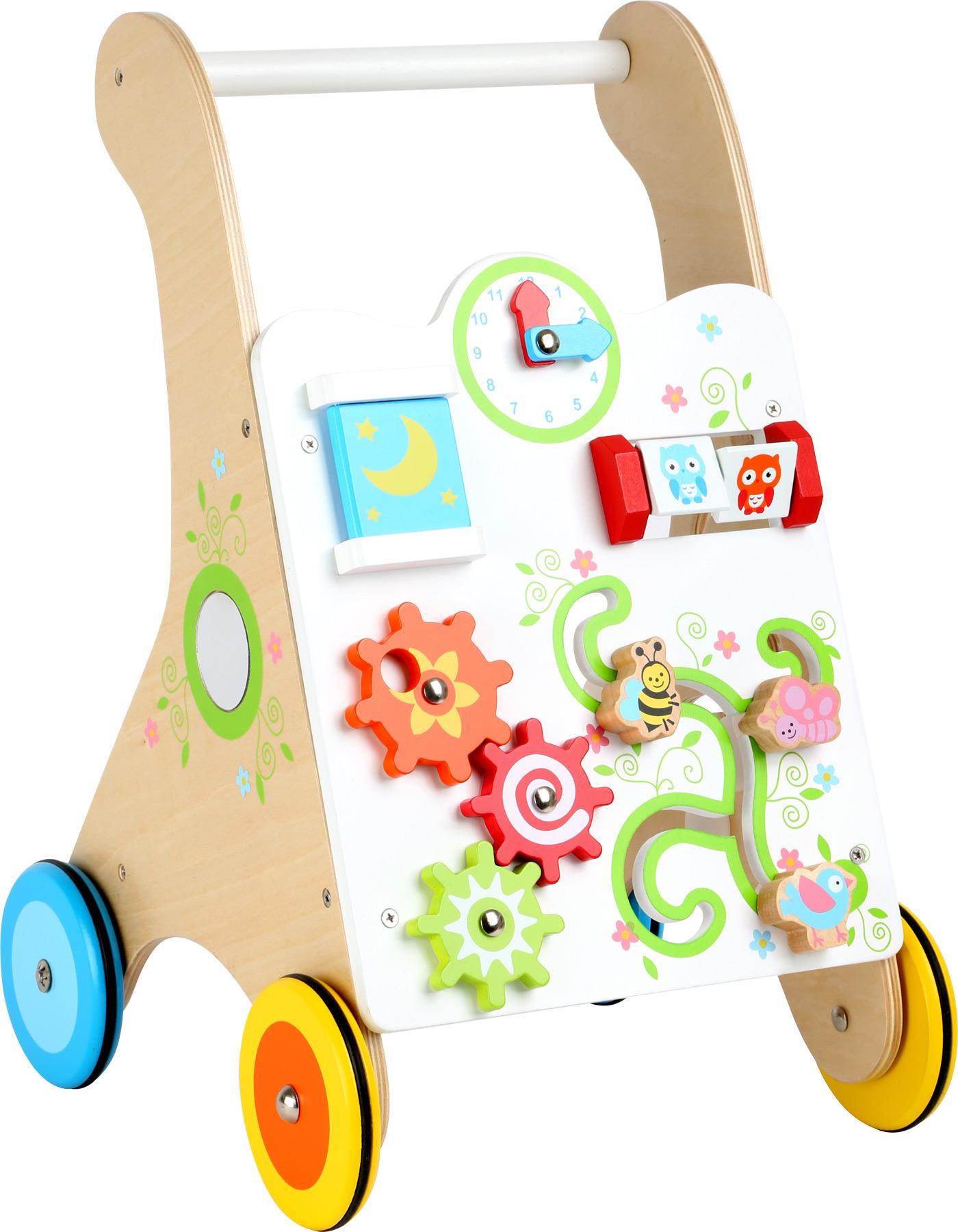 Chariot de marche Multicolore