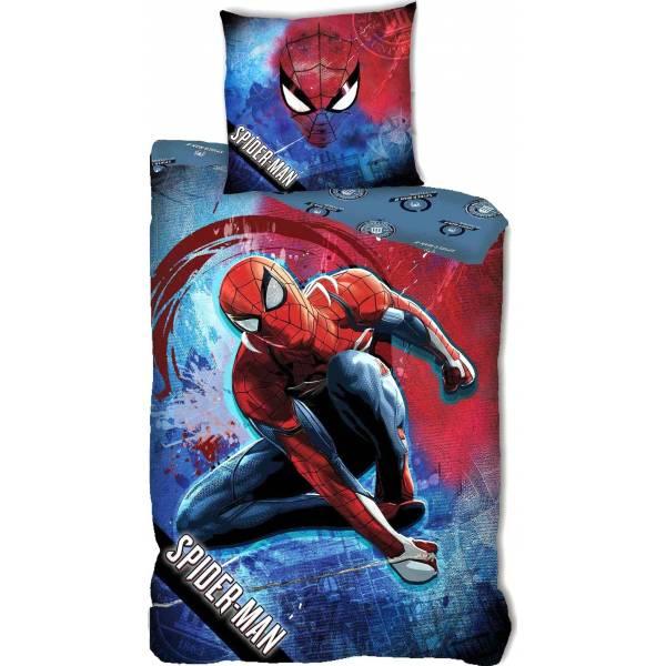 Parure Housse de Couette Spiderman