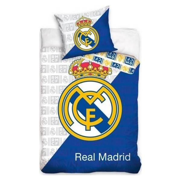 Parure de lit Real Madrid En Coton