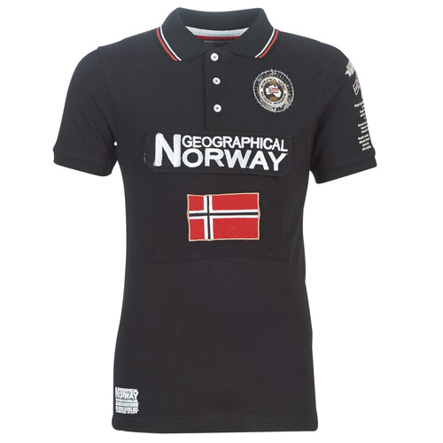 Polo manches courtes Geographical Norway