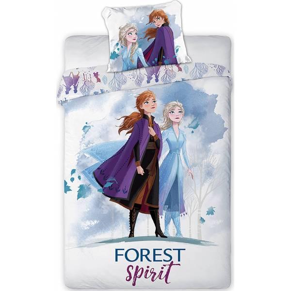 Parure de lit Frozen en coton