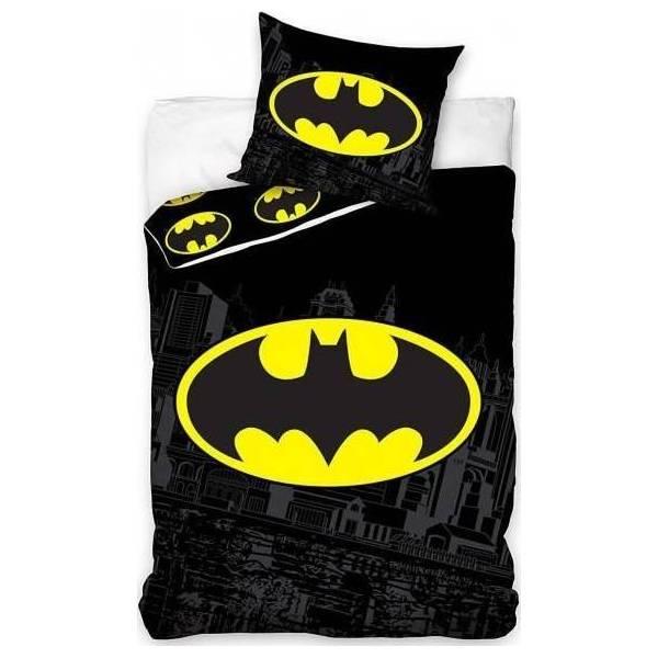 Parure de lit Batman En coton