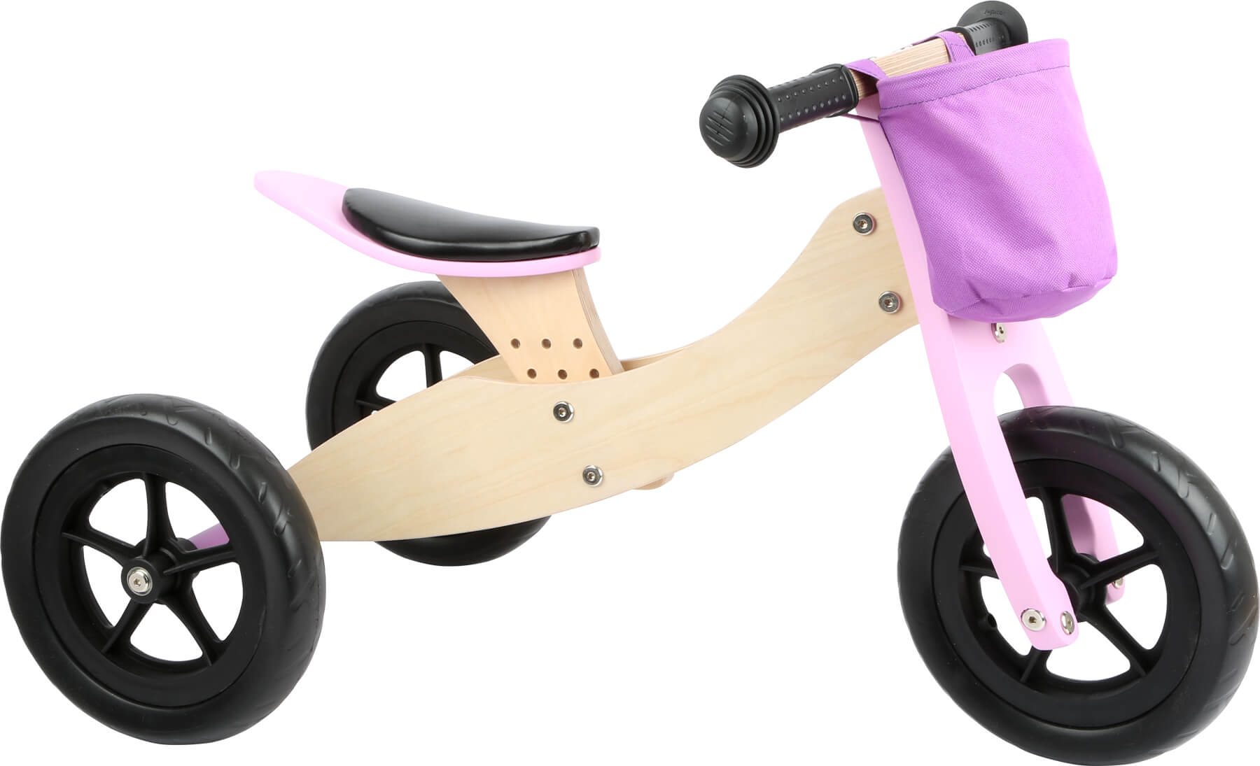 Draisienne-Tricycle 2 en 1 Maxi
