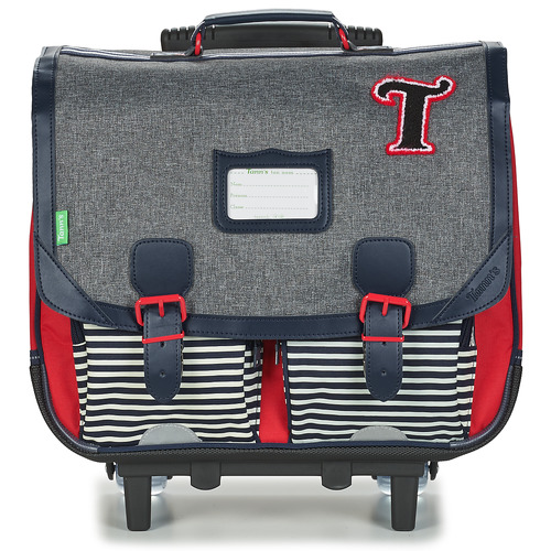 Cartable à roulettes Tann\'s TEDDY
