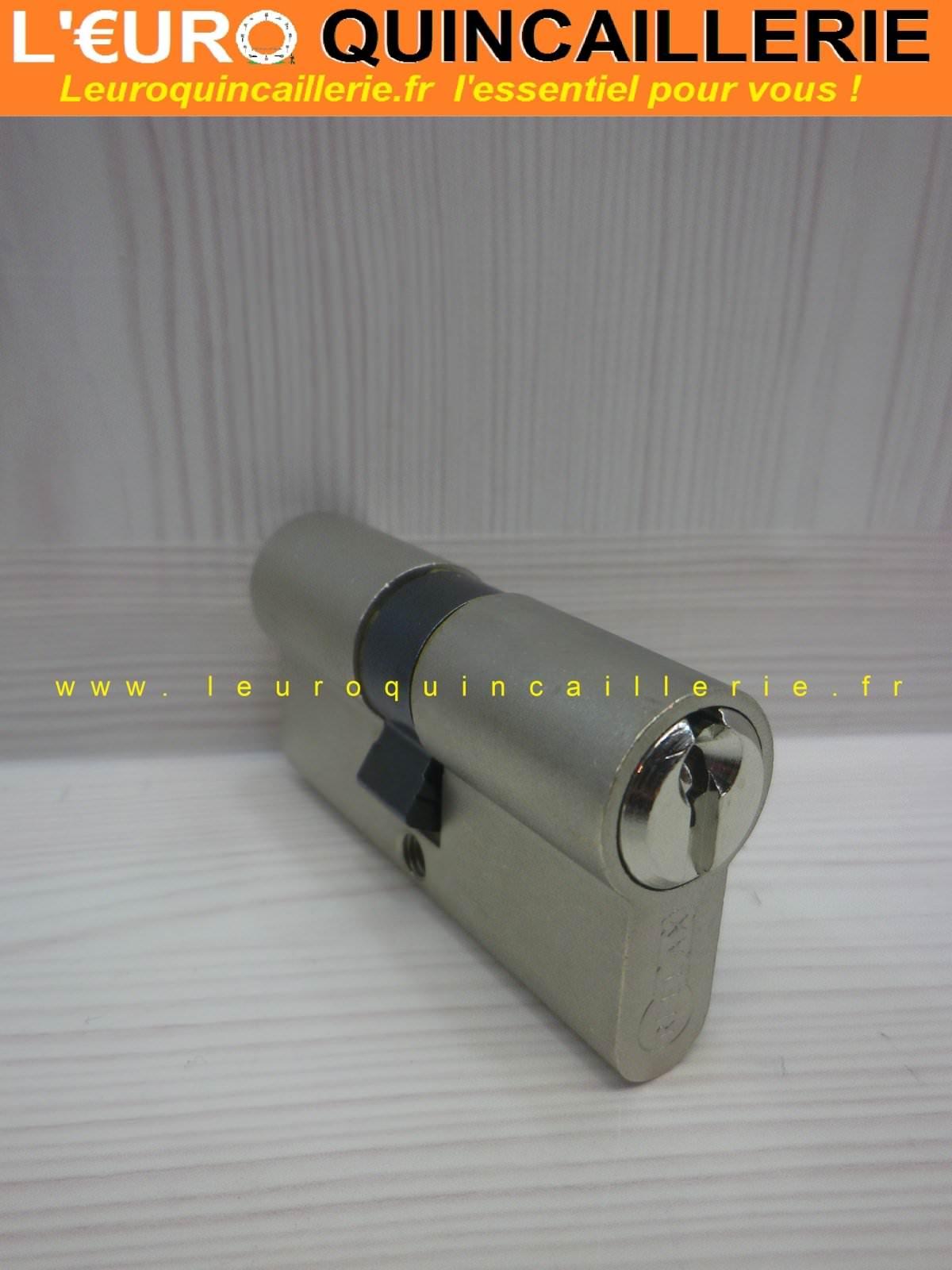 Cylindres à panneton Reelax Realto 5 fournis avec 3 clés