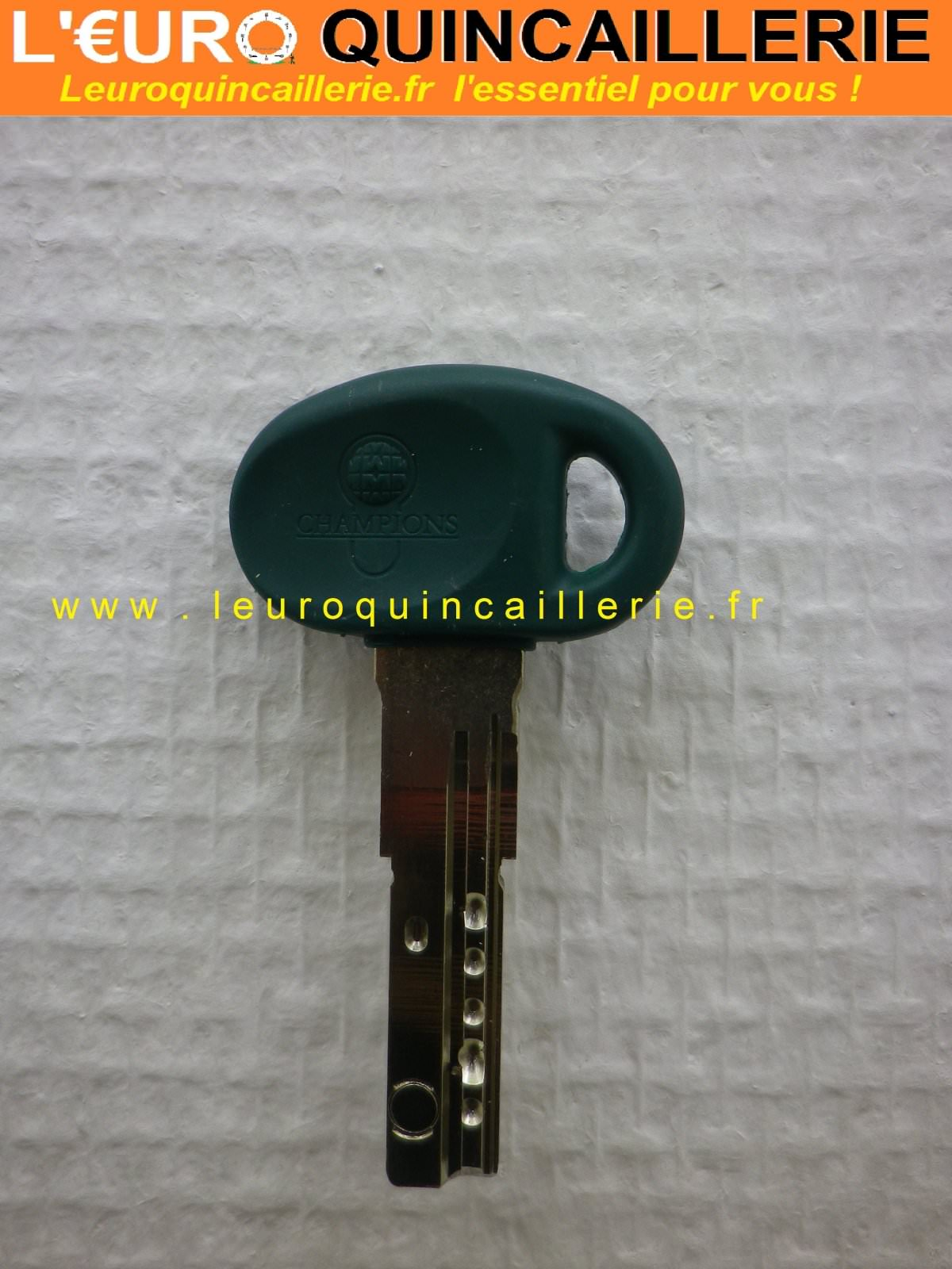 Clé brevetée Mottura Champion c30 / 31