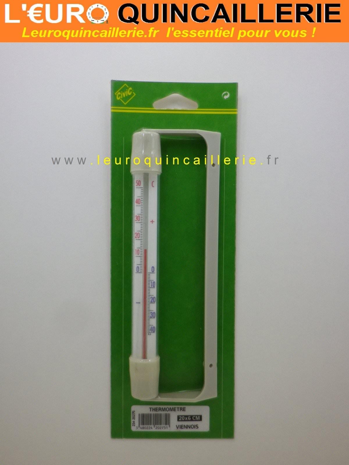 Thermomètre Viennois