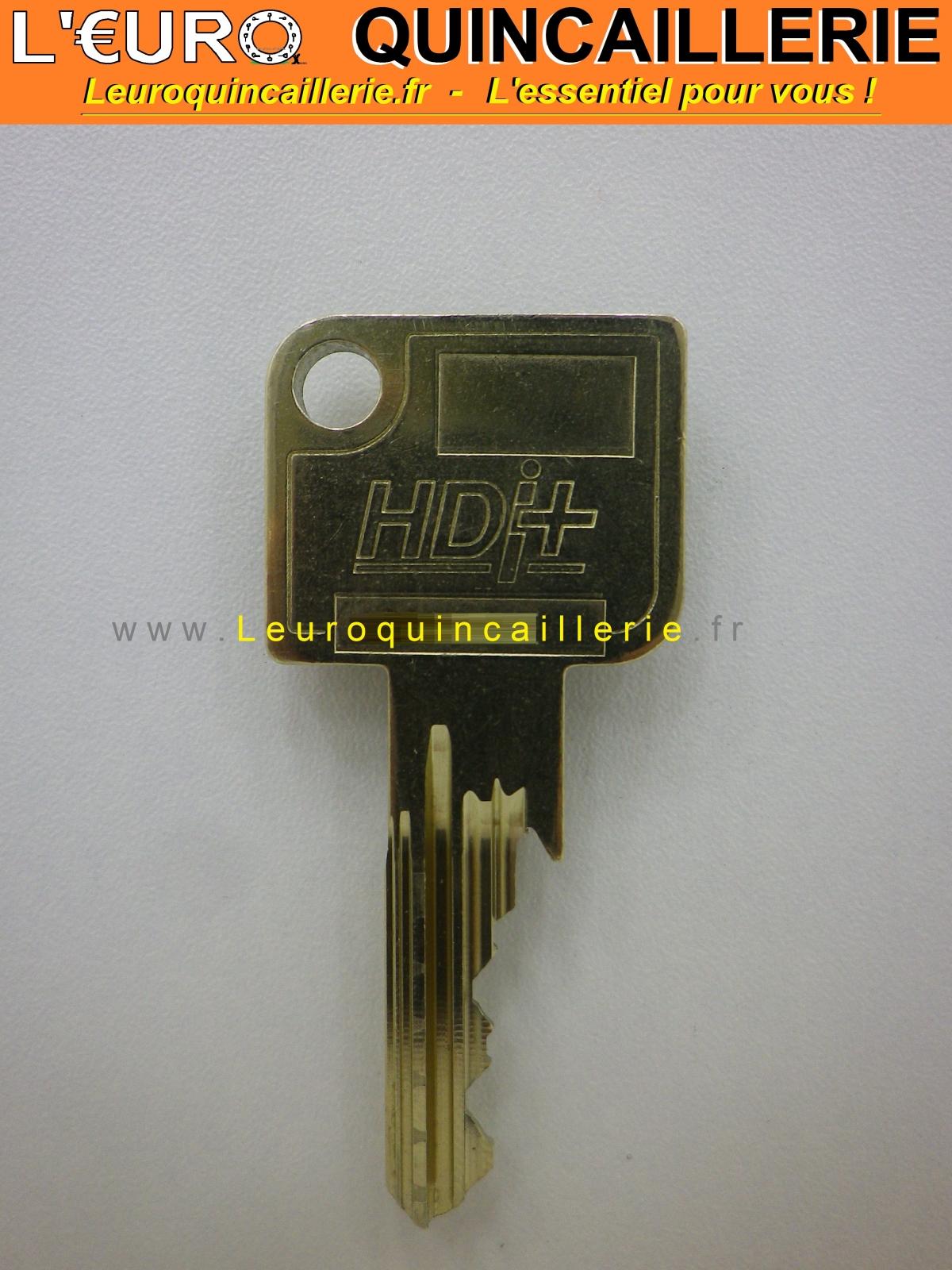 Clé HDI Vachette / HDI+