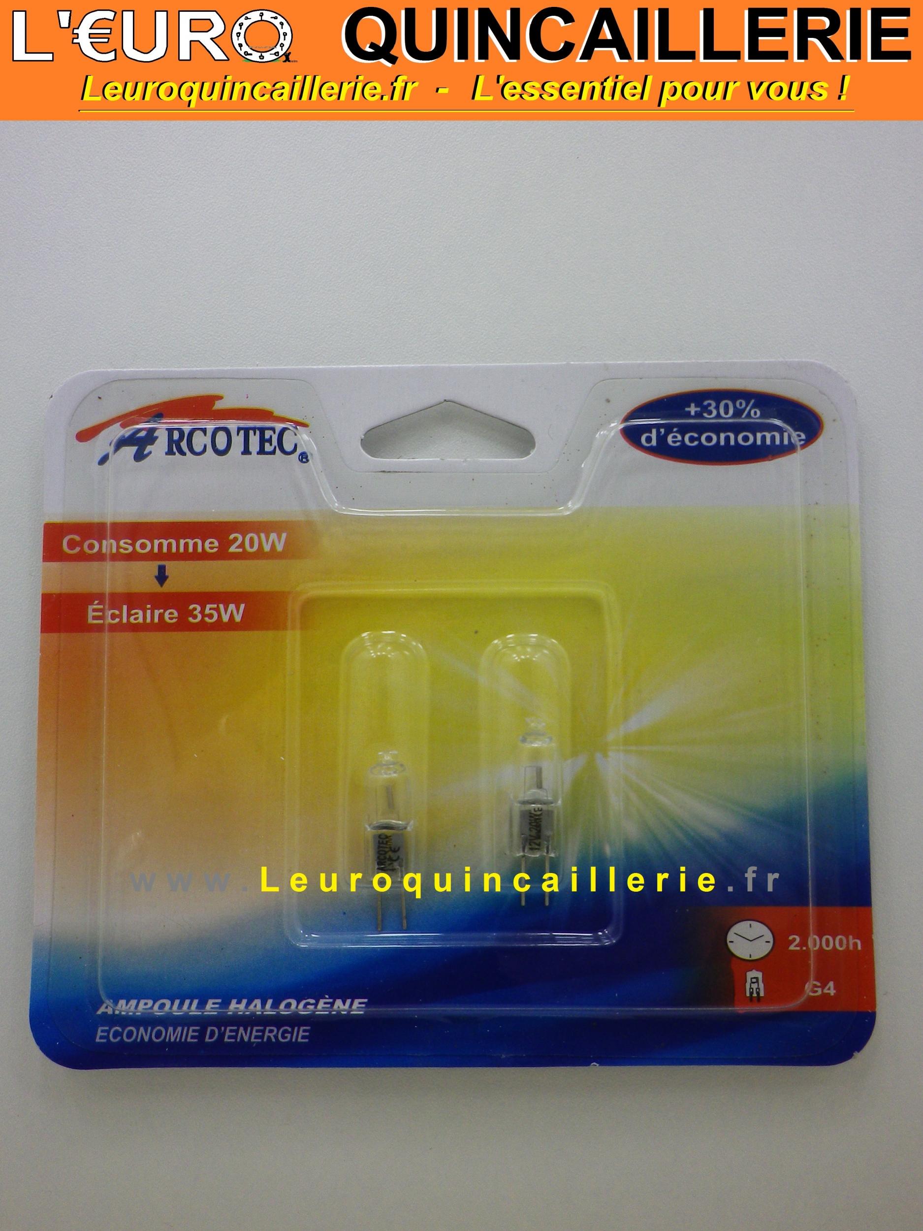 Ampoule halog ne g4 20w 35w clairage ampoules capsules halog ne - Ampoule g4 20w ...