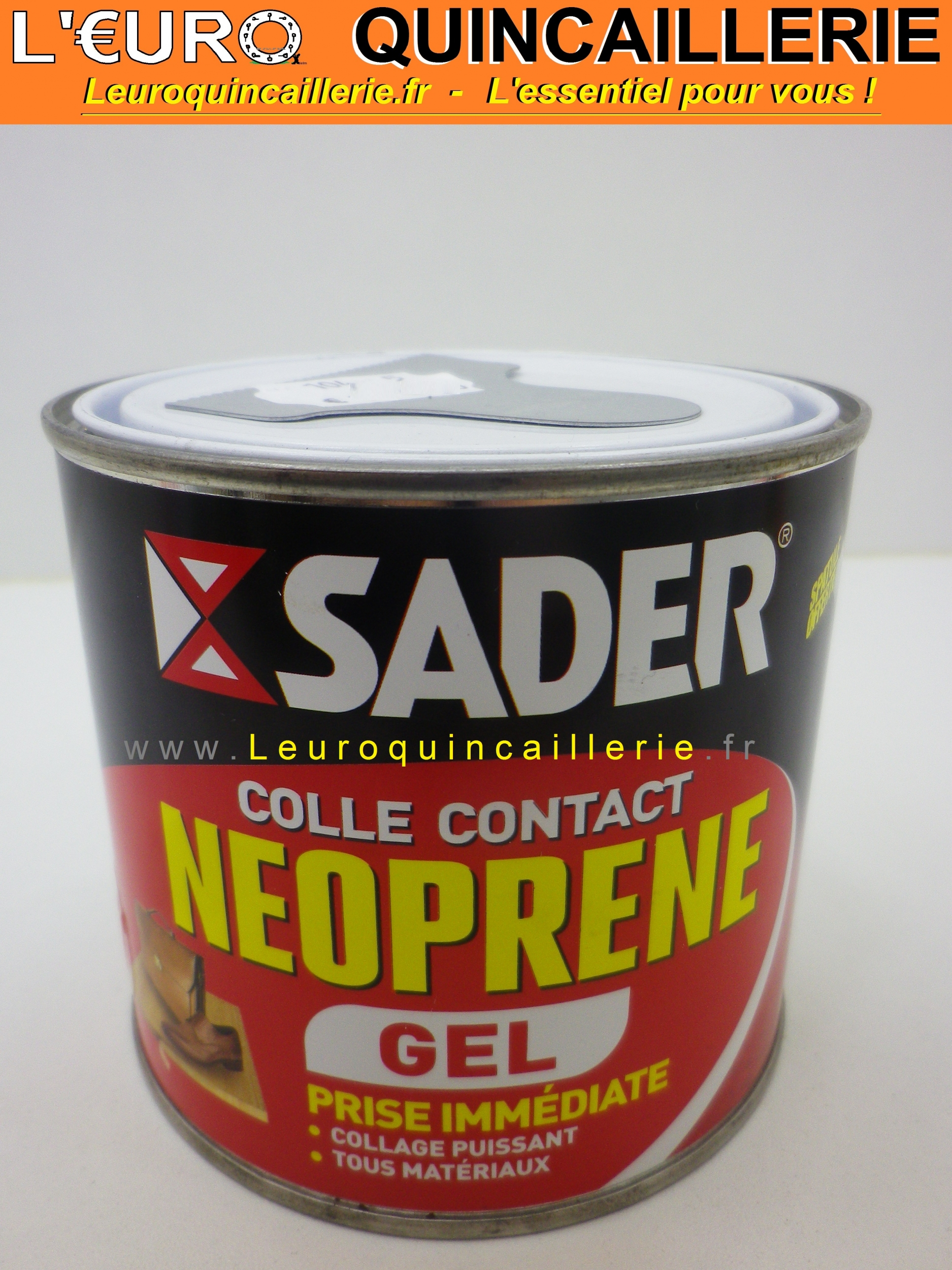 Colle néoprène GEL SADER Pot 500ml