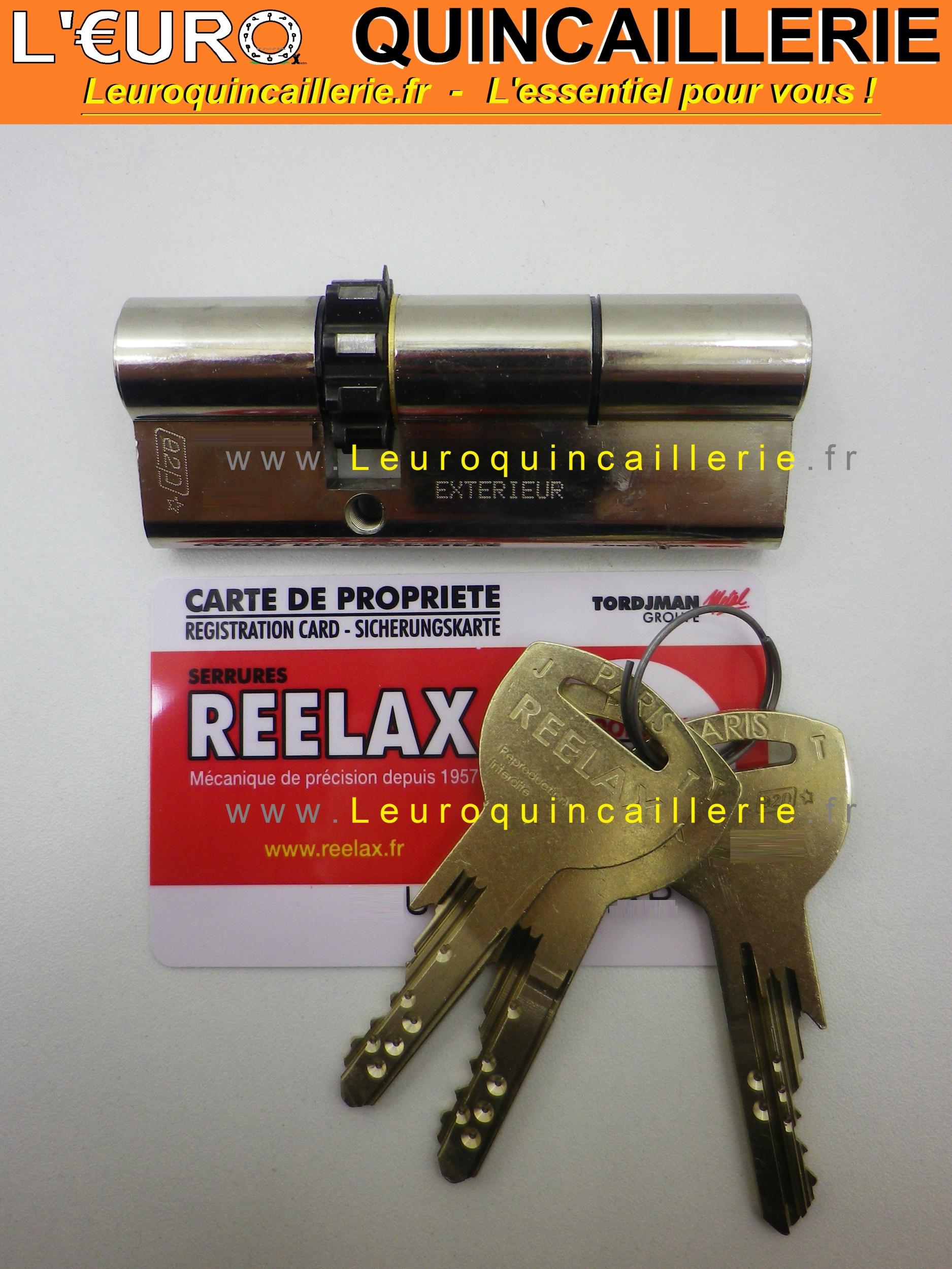 Cylindre roue dentée TXR Reelax, 10 dents