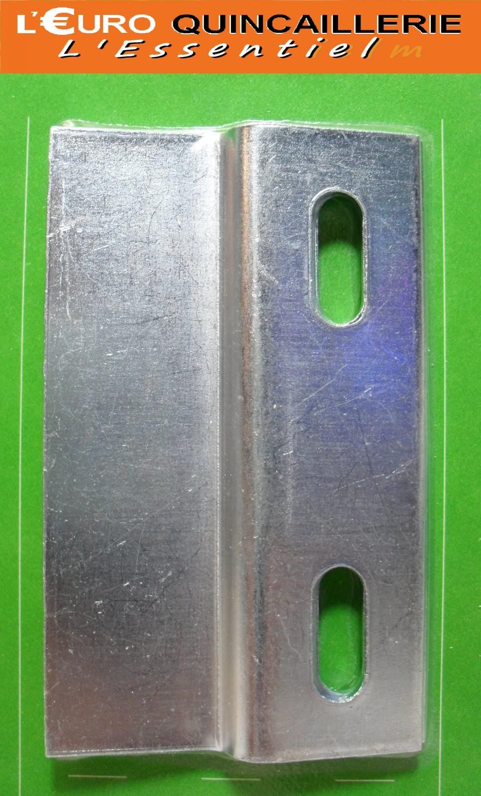 2 Supports d\'éléments 75X45mm