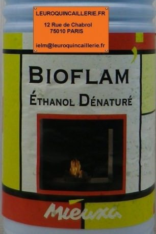BIOFLAM ETHANOL DENATURE
