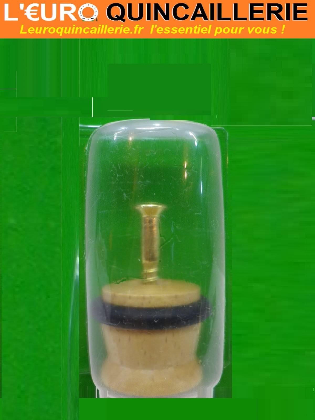 Butoir de sol bois hêtre  H:27mm