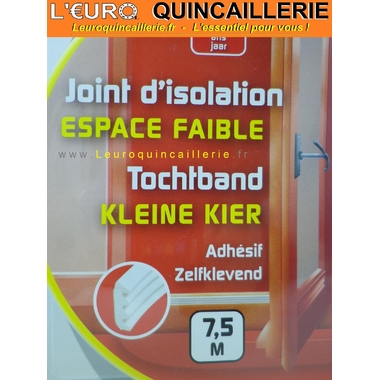 JOINT PROFIL K ISOLATION ADHESIF