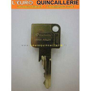 Clés HDI Vachette