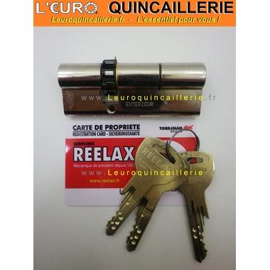 Cylindre Européen à roue dentée Reelax Moins cher