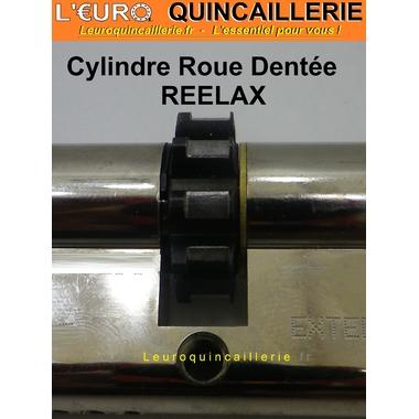 Roue dentée sur cylindre européen