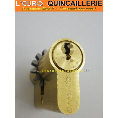 Cylindre Laperche roue dentée européen 35x45