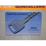 CARTE DE PROPRIETE ANKER LEUROQUINCAILLERIE.FR R