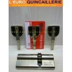 Cylindres à roue dentée européen Vachette Radial NT+ pour serrures Reelax fournis avec 3 clés