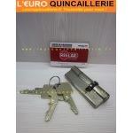 Cylindre roue dentée européen pour serrure Reelax Vachette Vip avec 3 clés brevetées.