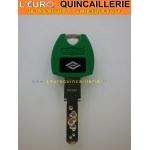 Clé JPM Keso 4000 omega brevetée sur numéro