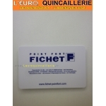 CARTE DE PROPRIETE FICHET