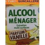 Alcool Ménager parfum Vanille