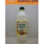 ALCOOL MENAGER PARFUN VANILLE