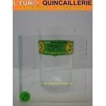 Verre Antique Bulle Clair 4mm