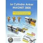 Cylindre Anker magnet 3800